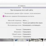 Jak automaticky zvýšit weby v Safari na Mac