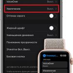 How to use screen zoom on Apple Watch