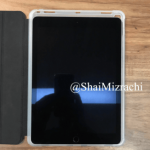 Photo leak of cases for 10.5- and 12.9-inch iPad Pros