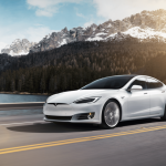 Tesla Model S became the first electric car in the world with a range of more than 643 km according to EPA rating