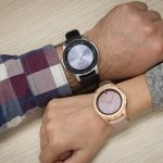 The first live photos of the Samsung Galaxy Watch 3
