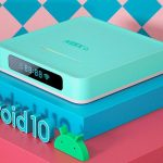 VONTAR A95X R5: TV box for Android 10 with memory up to 128 GB
