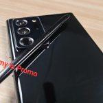 Video aus erster Hand von Samsung Galaxy Note 20 Ultra kam ins Netz
