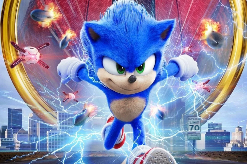 Sonic Announces Release Date For Sonic The Hedgehog 2 Movie