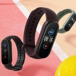 Huami prepares twin brother Xiaomi Mi Band 5 - Amazfit Band 5 fitness bracelet