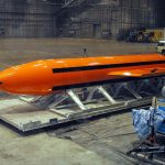 """Zeigt die Folgen der Explosion der amerikanischen """"Mutter aller Bomben"""""""