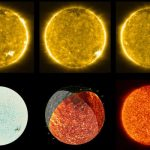 NASA showed the closest pictures of the Sun