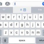 كيفية إصلاح خطأ لوحة المفاتيح في iOS 11.1