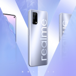 OPPO sub-brand revealed the appearance of the new flagship smartphone Realme V5