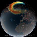 Russia has developed a service that predicts aurora