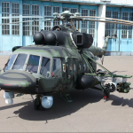 A new helicopter for special forces is being tested in Russia