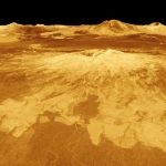 See active volcanoes on Venus: scientists discovered them for the first time