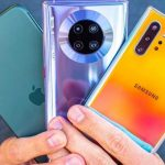 Come on, Samsung: Huawei heads the smartphone market for the second month in a row