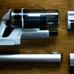 Testete einen Staubsauger mit einem Space-Blaster-Design
