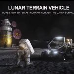 See what Toyota's first rover on the moon might look like