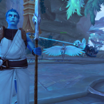 Wrong Promise: World of Warcraft players will be able to change their gender for free with the release of Shadowlands