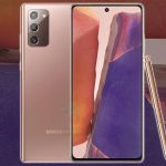 Galaxy Note 20 press renders and details: 6.7-inch flat display, triple camera, S Pen and three colors