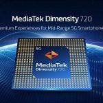 MediaTek Dimensity 720: процесор для недорогих смартфонів з підтримкою 5G, дисплеїв до 90 Гц і декількох камер