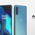 """Video concept OnePlus Aurora (aka Billie): """"leaky"""" display, dual or triple cameras and glass body in two colors"""
