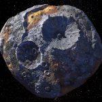 Die Asteroidenpsyche kann Teil eines Planeten sein, der sich nie gebildet hat