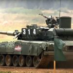 Russian tanks missed half the time in demonstration firing
