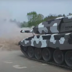 "The Germans showed their answer to the Russian tank ""Armata"""