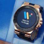 Google oznámil bezprostřední vydání nové verze Wear OS pro smartwatches