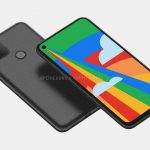 Google Pixel 5 appears on quality renders with Pixel 4a design, dual camera and no Soli sensors for Face Unlock