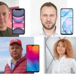 Бліц-опитування: найвищий показник продажів смартфони в Україні за словами виробників (оновлено)