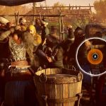 Video with Viking drinking competitions from new Assassin's Creed game published