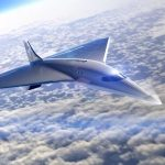 See what a Virgin Galactic supersonic jet could look like