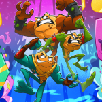 New Details on Battletoads: Beginner Friendly, Unusual Co-op, and Space Battles