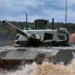 Venäjä aikoo luoda muokatun taisteluajoneuvon, joka perustuu Armata-säiliöön