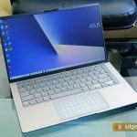 ASUS ZenBook 14 UM433IQ notebook review: a successful symbiosis of AMD and NVIDIA in a compact body