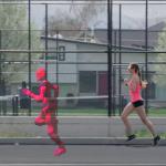 Створено віртуальний суперник для бігу