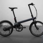 Xiaomi has released a new version of the Qicycle Electric Power-Assisted Bicycle: an electric bike with a range of up to 40 km and a price tag of $ 400