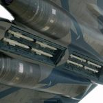 Supersonic missiles will be placed inside the body of the Su-57