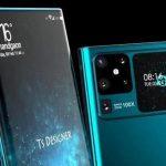 A révélé l'apparence du produit phare inopiné Huawei Mate 40