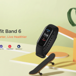 Amazfit Band 6: a clone of Mi Smart Band 5, but with a blood oxygen sensor and Alexa voice assistant