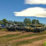 Tank and naval biathlon competitions have begun in War Thunder