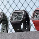 """Nouvelle montre """"intelligente"""" dans le style de Casio classique présentée"""