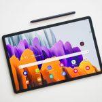 Samsung Galaxy Tab S7 + Bewertung: das gleiche iPad Pro nur auf Android