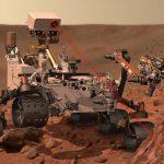 Marsiin lähetetty robotti tuottamaan happea