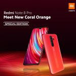 Xiaomi hat die Redmi Note 8 Pro Special Edition in Coral Orange angekündigt