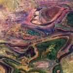 Katso maapalloa eri värillä: satelliitista oli kuva Australian vuorista