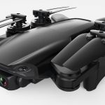 FEMA SG701S: foldable drone with GPS and two cameras for $ 67