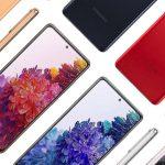 Офіційні прес-рендери Samsung Galaxy S20 Fun Edition в шести кольорах