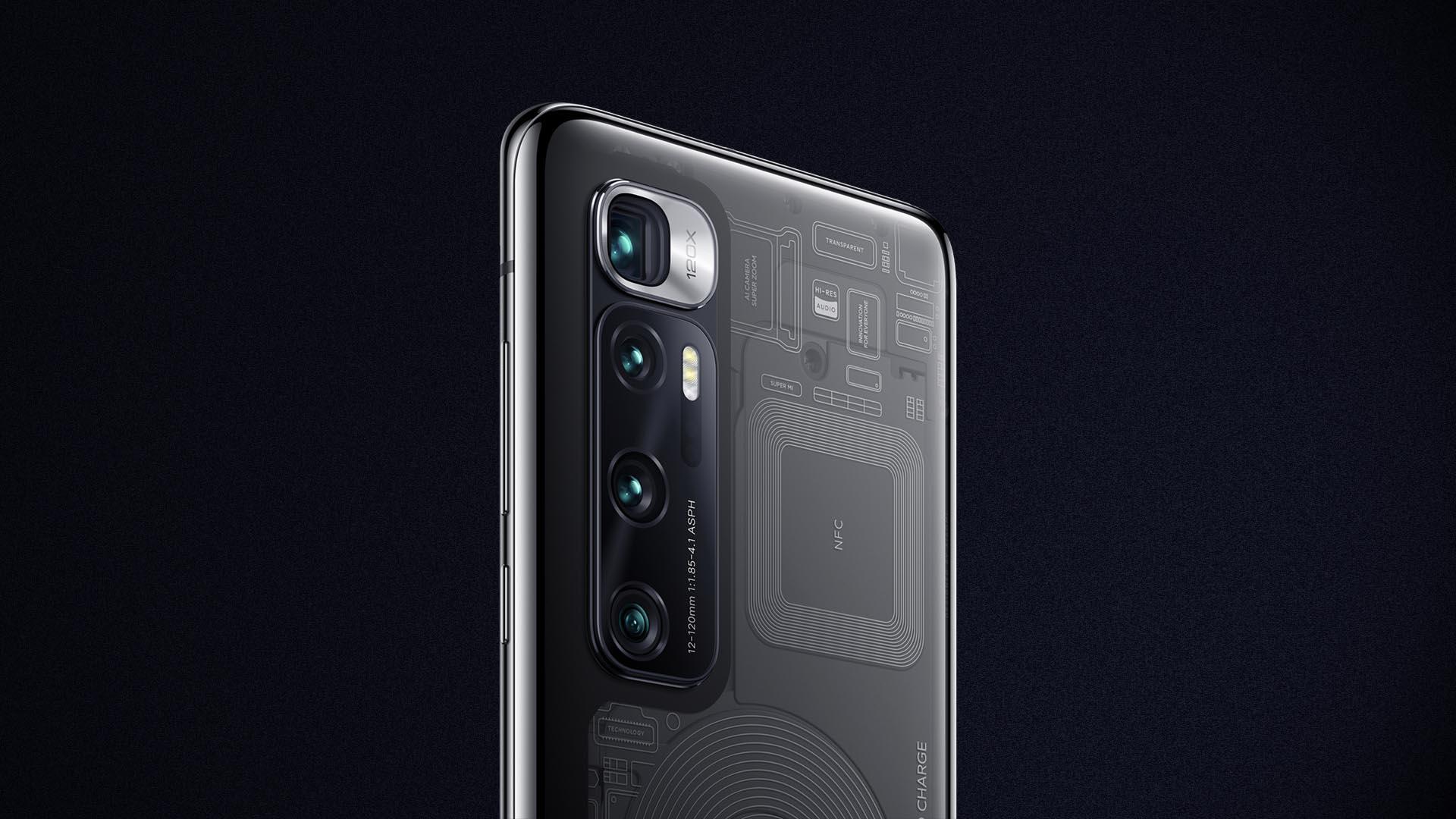 Followed by Mi TV Transparent Edition: will Xiaomi release a transparent  smartphone? - Geek Tech Online