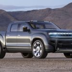 General Motors will unveil an electric Hummer with 1,000 hp on October 20
