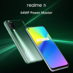 Realme 7i: a budget employee with a Snapdragon 662 chip, a 90 Hz screen, a 5000 mAh battery, a quad camera and a price tag of $ 215